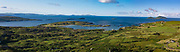 Derrynane Strand and Caherdaniel on the Ring of Kerry and The Wild Atlantic Way off Kerry coast in Southern Ireland.<br /> Picture by Don MacMonagle-macmonagle.com