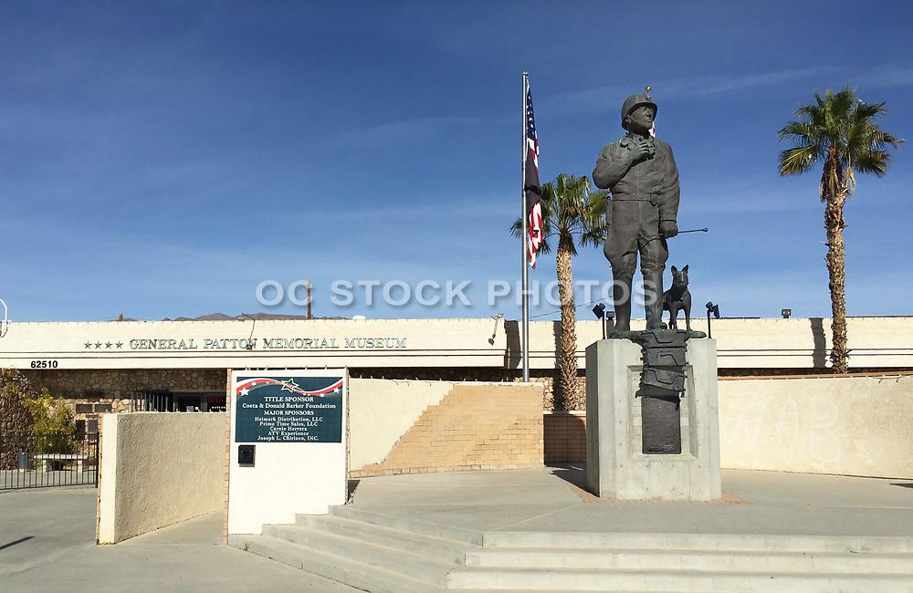 General Patton Memorial Museum Indio California