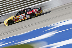 November 3, 2018 - Ft. Worth, Texas, United States of America - Matt DiBenedetto (32) takes to the track to practice for the AAA Texas 500 at Texas Motor Speedway in Ft. Worth, Texas. (Credit Image: © Justin R. Noe Asp Inc/ASP via ZUMA Wire)