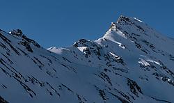 THEMENBILD - schneebedeckte Berge, aufgenommen am 20. April 2018 in Fusch an der Glocknerstrasse, Österreich // snow covered mountains<br /> , Fusch an der Glocknerstrasse, Austria on 2018/04/20. EXPA Pictures © 2018, PhotoCredit: EXPA/ JFK