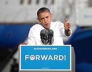 Barack Obama Cleveland 2012