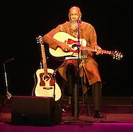 Richie Havens performs at Bethel Woods Center for the Arts on Aug. 17, 2007.
