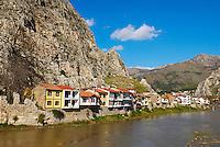 Turquie. Region de la Mer Noire. Ville d'Amasya. // Turkey. Black Sea region. City of Amasya.