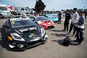 June 28 - July 1, 2018: Lamborghini Super Trofeo Watkins Glen. 47 Pippa Mann, Patrick Liddy, PPM, Lamborghini Palm Beach, Lamborghini Huracan Super Trofeo EVO