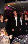 David Cameron. The Black and White Winter Ball. Old Billingsgate. London. 8 February 2006. -DO NOT ARCHIVE-© Copyright Photograph by Dafydd Jones 66 Stockwell Park Rd. London SW9 0DA Tel 020 7733 0108 www.dafjones.com