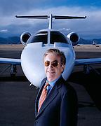 Dick Schadden of Schadden, Katzman, Lampert and McClune, the top airline attoneys in the country.