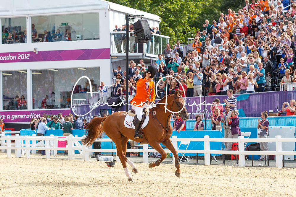 Schroder Gerco (NED) - Eurocommerce London<br /> Olympic Games London 2012<br /> © Dirk Caremans