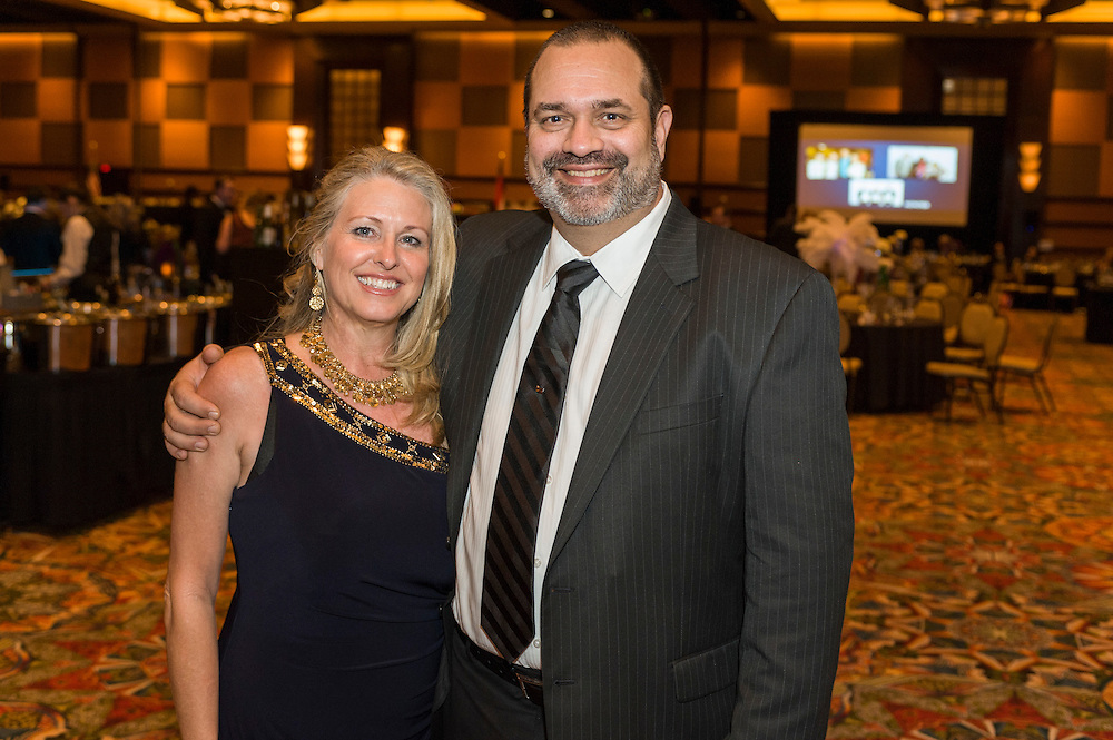 Photograph from the 2015 Installation and New Year Gala for the Houston Apartment Association, celebrating the new presidency of Jackie Rhone, Greystar.   Photograph by Mark Hiebert, HiebertPhotography.com