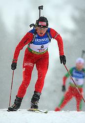 Krystyna Palka (POL) at Women 15 km Individual at E.ON Ruhrgas IBU World Cup Biathlon in Hochfilzen (replacement Pokljuka), on December 18, 2008, in Hochfilzen, Austria. (Photo by Vid Ponikvar / Sportida)
