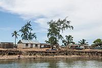 Rural Village on Quifuki Island, Quifuki Island, Mozambique