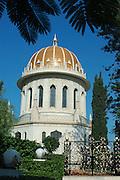 Israel, Haifa, Bahai Shrine of the Bab