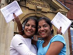A-LevelResults - CountyGirlsSchool - 2000