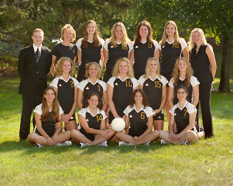 2003 Volleyball<br /> Mid-Continent Conference<br /> Regular Season & Tournament Champion