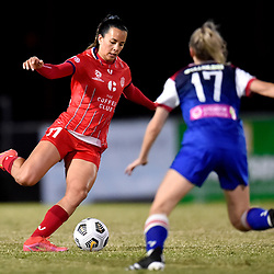 19th June 2021 - NPL Queensland Senior Women RD14: Olympic FC v Peninsula Power