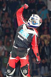 28.05.2011, Olympiahalle, Muenchen, GER, Suzuki Nigth of the Jumps , im Bild  gewinner Josh Sheehan (AUS)   , EXPA Pictures © 2011, PhotoCredit: EXPA/ nph/  Straubmeier       ****** out of GER / SWE / CRO  / BEL ******