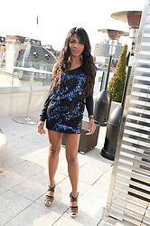 SINITTA at the launch of the Odabash Macdonald Resort 2014 swimwear collection at ME Hotel, London on 25th June 2013.