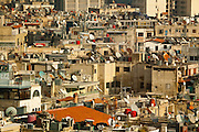 Rooftops of Damascus