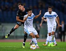 SS Lazio V Olympique De Marseille - 08 Nov 2018