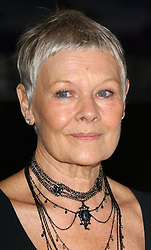Dame Judi Dench arrives for a Royal Film Performance of Ladies In Lavender at the Odeon Leicester Square in central London.