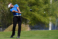 Joost Luiten (NED) on the 17th during the Pro-Am of the Commercial Bank Qatar Masters 2020 at the Education City Golf Club, Doha, Qatar . 04/03/2020<br /> Picture: Golffile | Thos Caffrey<br /> <br /> <br /> All photo usage must carry mandatory copyright credit (© Golffile | Thos Caffrey)
