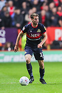 Doncaster Rovers midfielder Matty Blair (17) during the EFL Sky Bet League 1 second leg Play-Off match between Charlton Athletic and Doncaster Rovers at The Valley, London, England on 17 May 2019.