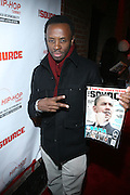 """Sakiya Sandifer at The Russell Simmons and Spike Lee  co-hosted """"I AM C.H.A.N.G.E!"""" Get out the Vote Party presented by The Source Magazine and The HipHop Summit Action Network held at Home on October 30, 2008 in New York City"""