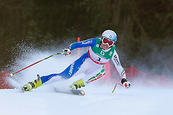 10.02.2011, Kandahar, Garmisch Partenkirchen, GER, FIS Alpin Ski WM 2011, GAP, Damen Abfahrtstraining, im Bild Verena Stuffer (ITA) whilst competing in the women's downhill training run on the Kandahar race piste at the 2011 Alpine skiing World Championships, EXPA Pictures © 2011, PhotoCredit: EXPA/ M. Gunn