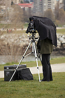 And you thought your DSLR was big?!