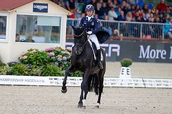 Nilshagen Therese, SWE, Dante Weltino Old<br /> European Championship Dressage - Hagen 2021<br /> © Hippo Foto - Dirk Caremans<br /> 11/09/2021
