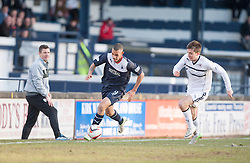 Falkirk's Phil Roberts.<br /> Raith Rovers 2 v 4 Falkirk, Scottish Championship game today at Starks Park.<br /> © Michael Schofield.