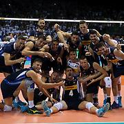 20180915 Volley World Championship : Italia vs Argentina