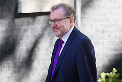 Downing Street, London, July 19th 2016. Scotland Secretary David Mundell arrives at the first full cabinet meeting since Prime Minister Theresa May took office.