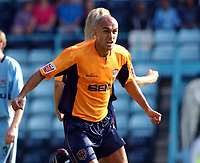 Fotball<br /> Foto: SBI/Digitalsport<br /> NORWAY ONLY<br /> <br /> Coca-Cola Championship.<br /> Coventry City V Millwall 21/08/2004<br /> <br /> Millwall's Danny Dichio celebrates his goal