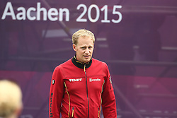 Rath, Matthias Alexander (GER)<br /> European Championship Aachen 2015 - Dressage<br /> © Hippo Foto - Stefan Lafrentz
