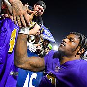 Los Angeles Rams 6, Baltimore Ravens 45