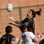Roma 27/03/2021 CPO Giulio Onesti <br /> Top10 : Fiamme Oro vs Viadana