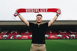 Bristol City sign Chris Martin ahead of the 2020/21 season - Rogan/JMP - 1903/09/2020 - Ashton Gate Stadium - Bristol, England - Sky Bet Championship.