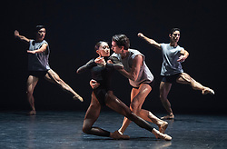 Northern Ballet <br /> Contemporary Cuts 2021 <br /> at Sadler's Wells, London, Great Britain <br /> 11th June 2021 <br /> Rehearsal <br /> Ballet is back for 2021 with this exciting compilation of world-class dance from Northern Ballet.<br /> <br />  <br /> States of Mind by Kenneth Tindall <br /> <br /> <br /> Contemporary Cuts 2021 <br /> Runs 11th & 12th June 2021 <br /> <br /> <br /> <br /> Photograph by Elliott Franks