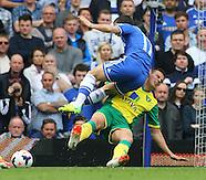 Chelsea v Norwich City 040514