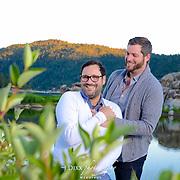 Verderber Lemke Wedding Big Bear Lake 2015