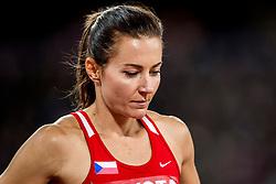 08-08-2017 IAAF World Championships Athletics day 5, London<br /> Denise Rosolova CZE (400m hurdles)