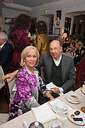 LINDA JANCKLOW; ANTONY D'OFFAY, Dinner to celebrate the opening of Pace London at  members club 6 Burlington Gdns. The dinner followed the Private View of the exhibition Rothko/Sugimoto: Dark Paintings and Seascapes.