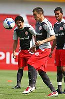 20091203: PORTO ALEGRE, BRAZIL - Internacional Porto Alegre training session. In picture: Andres D'Alessandro. PHOTO: CITYFILES