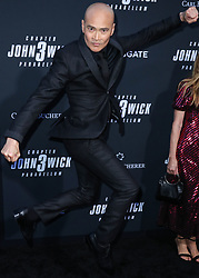 HOLLYWOOD, LOS ANGELES, CALIFORNIA, USA - MAY 15: Los Angeles Special Screening Of Lionsgate's 'John Wick: Chapter 3 - Parabellum' held at the TCL Chinese Theatre IMAX on May 15, 2019 in Los Angeles, California, United States. 15 May 2019 Pictured: Mark Dacascos. Photo credit: Xavier Collin/Image Press Agency/MEGA TheMegaAgency.com +1 888 505 6342
