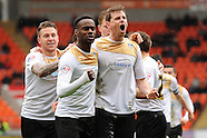 Blackpool v Colchester United 090416
