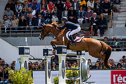 Inglis Amy, GBR, Wishes<br /> Jumping International de La Baule 2019<br /> © Hippo Foto - Dirk Caremans<br /> Inglis Amy, GBR, Wishes