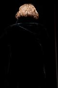 Nieuwjaarsreceptie van koning Willem-Alexander en koningin Maxima in het Paleis op de Dam voor het Corps Diplomatique en internationale organisaties<br /> <br /> New Year's Reception of King Willem-Alexander and Maxima Queen in the Royal Palace for the Diplomatic Corps in international organisaties<br /> <br /> Op de foto / On the photo:   Princess Margriet
