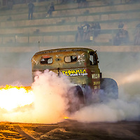 Nick Smith took the #Burnout win tonight at the #ANZACDay #HoldenvsFord at #PerthMotorplex