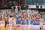 DESCRIZIONE : Reggio Emilia Lega A 2014-15 Grissin Bon Reggio Emilia - Banco di Sardegna Dinamo Sassari playoff Finale gara 5 <br /> GIOCATORE : Tifosi GrissinBon Reggio Emilia<br /> CATEGORIA : Tifosi Coreografia Low<br /> SQUADRA : GrissinBon Reggio Emilia<br /> EVENTO : LegaBasket Serie A Beko 2014/2015<br /> GARA : Grissin Bon Reggio Emilia - Banco di Sardegna Dinamo Sassari playoff Finale  gara 1<br /> DATA : 22/06/2015 <br /> SPORT : Pallacanestro <br /> AUTORE : Agenzia Ciamillo-Castoria / Richard Morgano<br /> Galleria : Lega Basket A 2014-2015 Fotonotizia : Reggio Emilia Lega A 2014-15 Grissin Bon Reggio Emilia - Banco di Sardegna Dinamo Sassari playoff Finale  gara 5<br /> Predefinita :