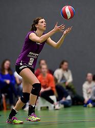 29-03-2015 NED: Springendal Set-Up 65 - Eurosped TVT, Ootmarsum<br /> TVT wint vrij eenvoudig met 3-0 / Britt Bongaerts